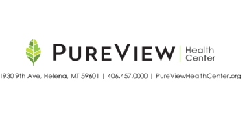 PureView Health Center logo