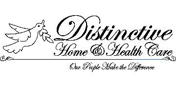 Distinctive Home and Healthcare logo