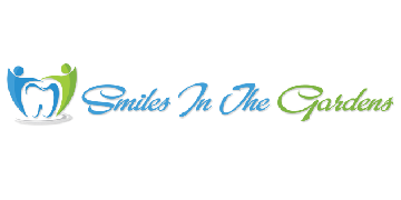 Smiles in the Gardens logo