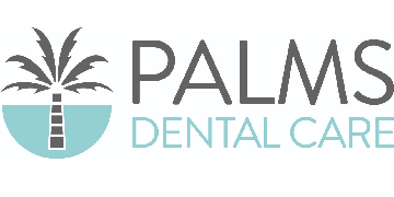 Palms Dental Care logo