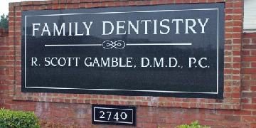 R. Scott Gamble, DMD Cosmetic & Family Dentistry logo
