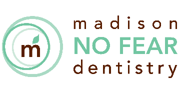 Madison No Fear Dentistry logo