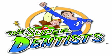 The Super Dentists logo