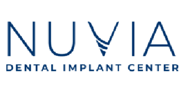 Nuvia Dental Implant Center logo