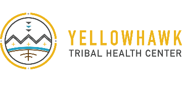 Yellowhawk Tribal Health Center logo