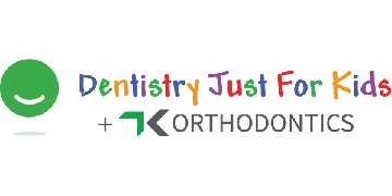 Dentistry Just For Kids + TK Orthodontics logo